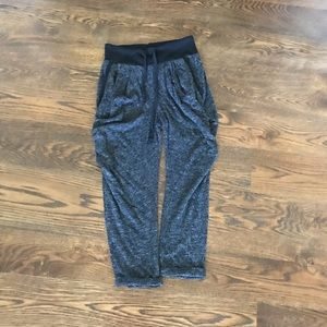 Lucca Couture size med grey and black sweats